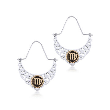Picture of BiggDesign Horoscope Earrings, Virgo