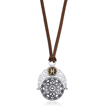 Picture of BiggDesign Horoscope Necklace, Pisces