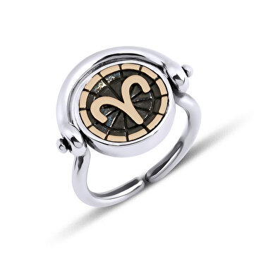 Picture of BiggDesign Horoscope Ring, Aries