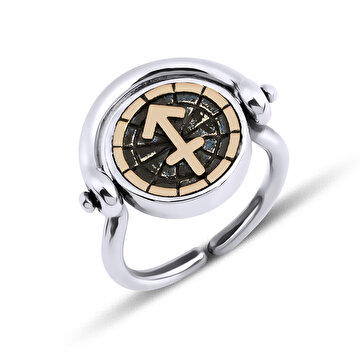 Picture of BiggDesign Horoscope Ring, Sagittarius