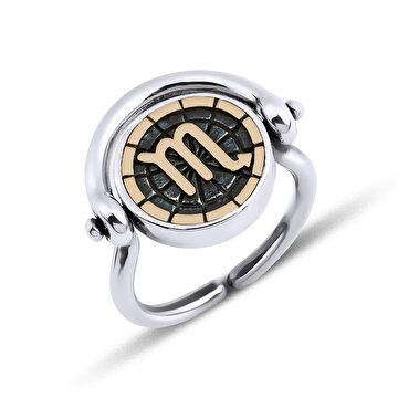 Picture of BiggDesign Horoscope Ring, Scorpio