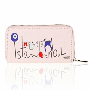 Picture of BiggDesign ISTANBUL Pink Purse