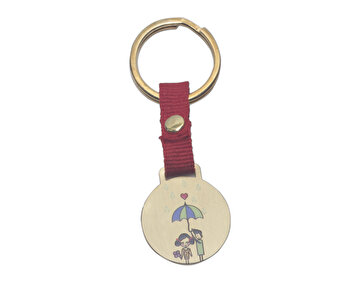 Picture of BiggDesign Love Rain Keychain