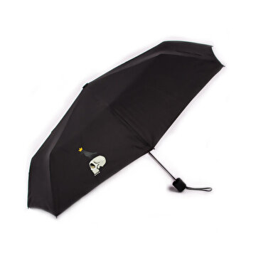 "Picture of  Biggdesign ""Mr. Allright Man"" Umbrella -Black"
