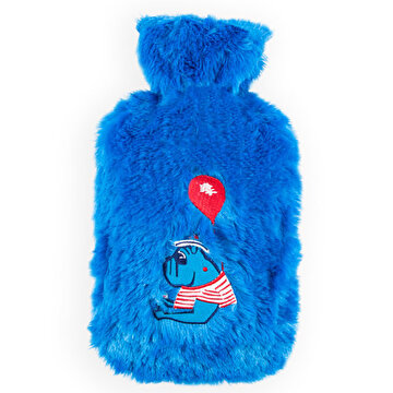 Picture of   Biggdesign Mr.Allright Man Shag Cover Hot Water Bottle