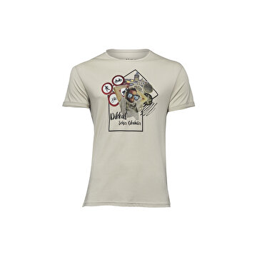 Picture of   Biggdesign Nature Station Men's T-shirt by Aysu Bekar