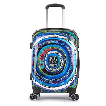 Изображение BiggDesign Evil Eye Cabin Size Suitcase 20""