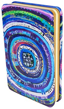 Picture of    Biggdesign Nazar Metal Kapaklı Defter