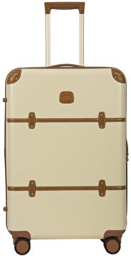 Picture of   Brics Bellagio Trolley 48 x 70 x 27 Cream Valiz