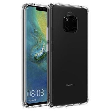 Picture of Buff  Huawei Mate 20 Pro Air Hybrid Kılıf Crystal Clear
