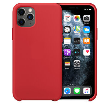 Picture of Buff  iPhone 11 Pro Rubber Fit Kılıf Red