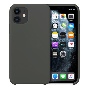 Picture of Buff  iPhone 11 Rubber Fit Kılıf Dark Olive