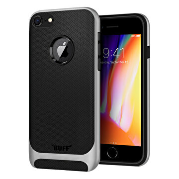 Picture of Buff  iPhone 8 New Armor Kılıf Silver