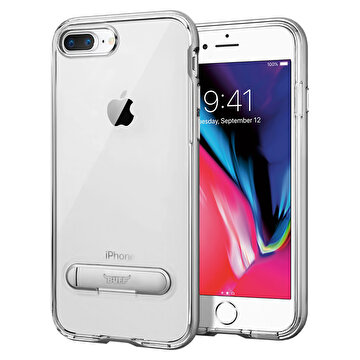 Picture of Buff  iPhone 8 Plus / 7 Plus Air Bumper Kılıf Silver