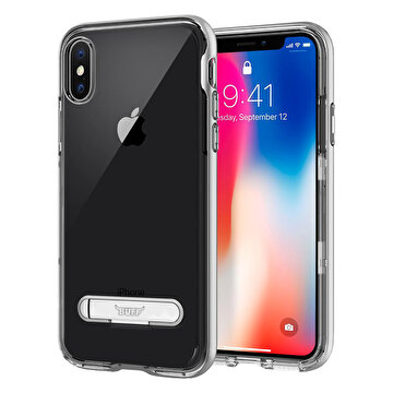 Picture of Buff  iPhone X Air Bumper Kılıf Silver