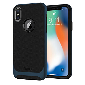 Picture of Buff  iPhone X New Armor Kılıf Coral Blue