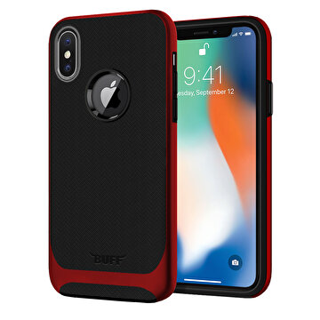 Picture of Buff  iPhone X New Armor Kılıf Red
