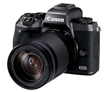 Picture of  Canon EOS M5 18-150 IS STM Aynasız Fotoğraf Makinesi
