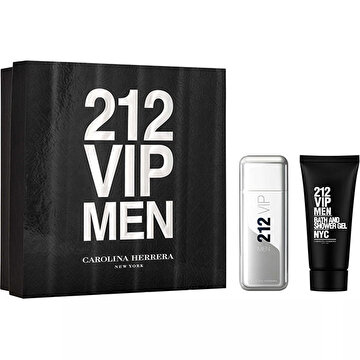 Picture of Carolina Herrera 212 Vip Men EDT 100 ml Erkek Parfüm Set
