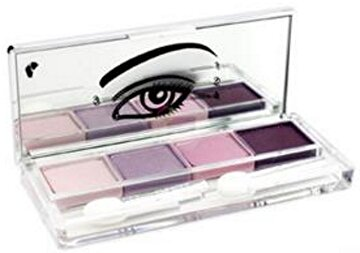 Picture of Clinique All Aboout Eye Shadow Quad No.08 Ticklish