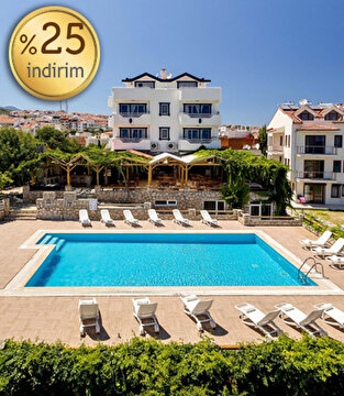 Picture of  Datça Uslu Hotel Royal Yachting %25 İndirim Kuponu
