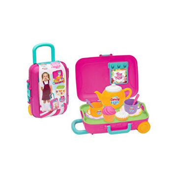 Изображение Dede Candy & Ken Tea Set My Suitcase