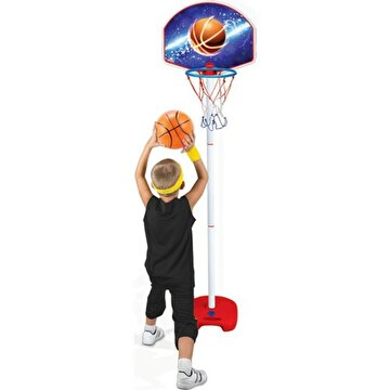 Изображение Dede Kids Footed Basketball Backboard Set