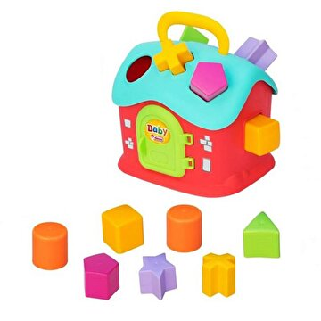 Изображение Dede Shape Sorter House for Kids