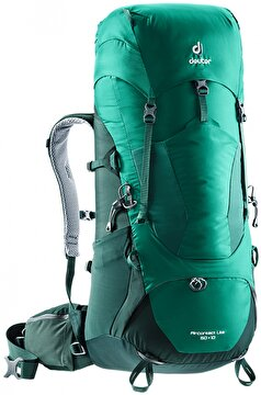 Picture of Deuter Aircontact Lite 50+10 alpinegreen-forest Trekking Çanta