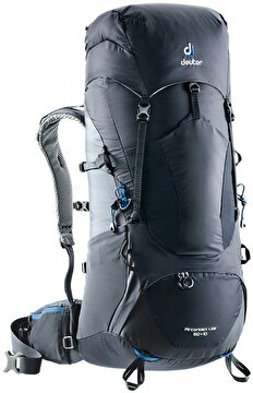 Picture of Deuter Aircontact Lite 50+10 black-graphite Sırt Çantası