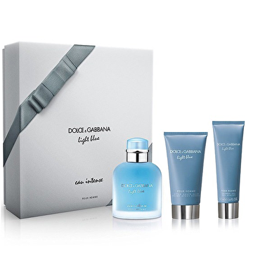 Picture of Dolce Gabbana Light Blue Pour Homme Eau Intense EDP 100 ML Set
