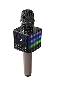 Picture of  Doppler Delux200 Led Işıklı Karaoke Mikrofonu