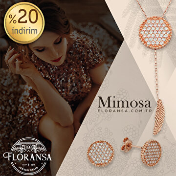 Picture of  Floransa Jewelry % 20 İndirim Kuponu