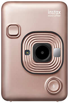 Picture of  Fujifilm Li Play Hm1 Blush Gold Fotoğraf Makinesi