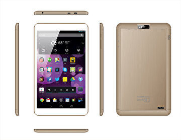 Picture of  Goldmaster Funcy 3 8'' Tablet Gold