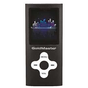 Picture of Goldmaster Mp3-224 8gb Mp3 Player siyah