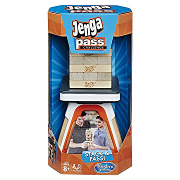 Picture of  Hasbro E0585 Jenga Pass