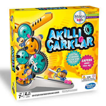 Picture of  Hasbro Gaming Akıllı Çarklar
