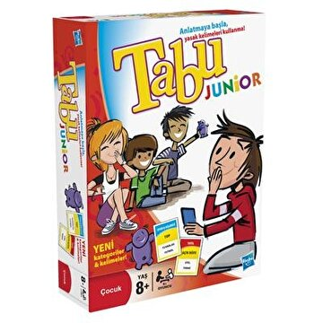 Picture of Hasbro Tabu Junior