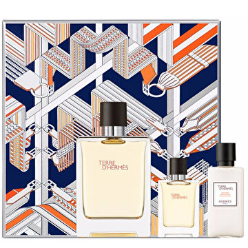 Picture of Hermes Terre D Hermes EDT 100 ml Erkek Parfüm Set
