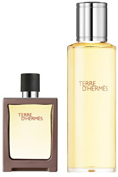 Picture of Hermes Terre D Hermes EDT 30 ml+Refill Erkek Parfüm Set