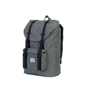 Picture of  Herschel Little America Mid Raven Crosshatch Sırt Çantası