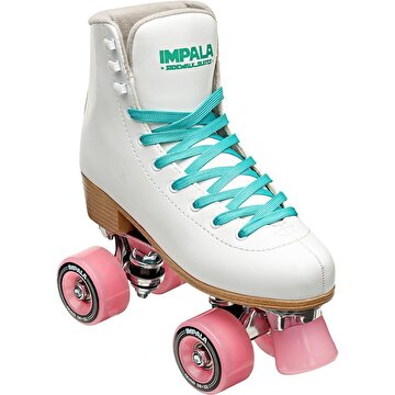 Picture of  Impala Sidewalk Skate 36 White Paten