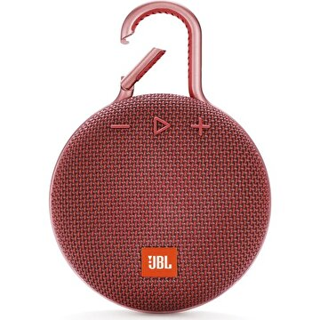 Picture of  Jbl Clip 3, Bluetooth Hoparlör, IPX7, Red