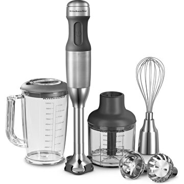 Picture of   Kitchenaid 5KHB2571ESX  5 Hızlı El Blenderı Stainless Steel