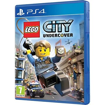 Picture of  Lego City Undercover PS4 Oyun