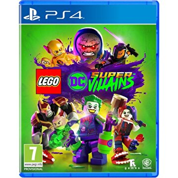 Picture of  Lego DC Supervillains PS4 Oyun