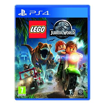 Picture of  Lego Jurassic World PS4 Oyun