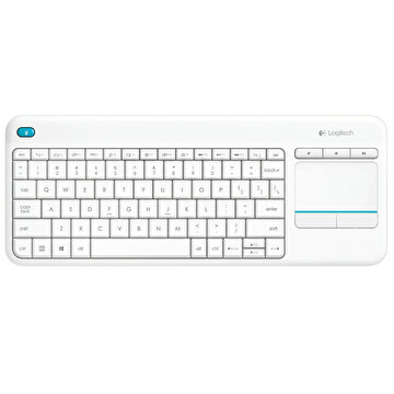 Picture of Logitech K400 Plus Wireless Touch Klavye Beyaz