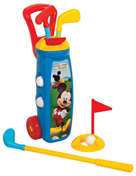 Picture of Mickey Mouse Golf Arabası